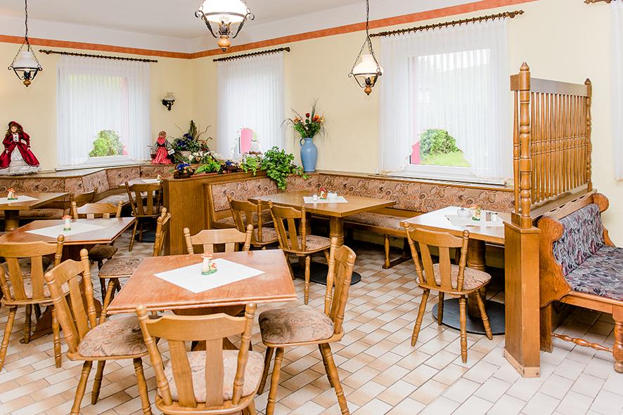 Gaststätte / Frühstücksraum (Hotel)